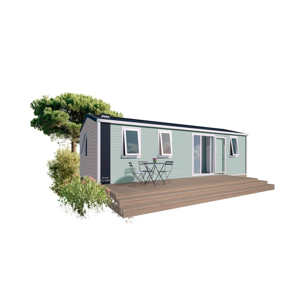 Mobil Home IRM SUPER CORDELIA - 3 chambres - 2020