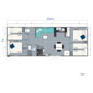Mobil Home IRM SMALA - 4 chambres - 2020
