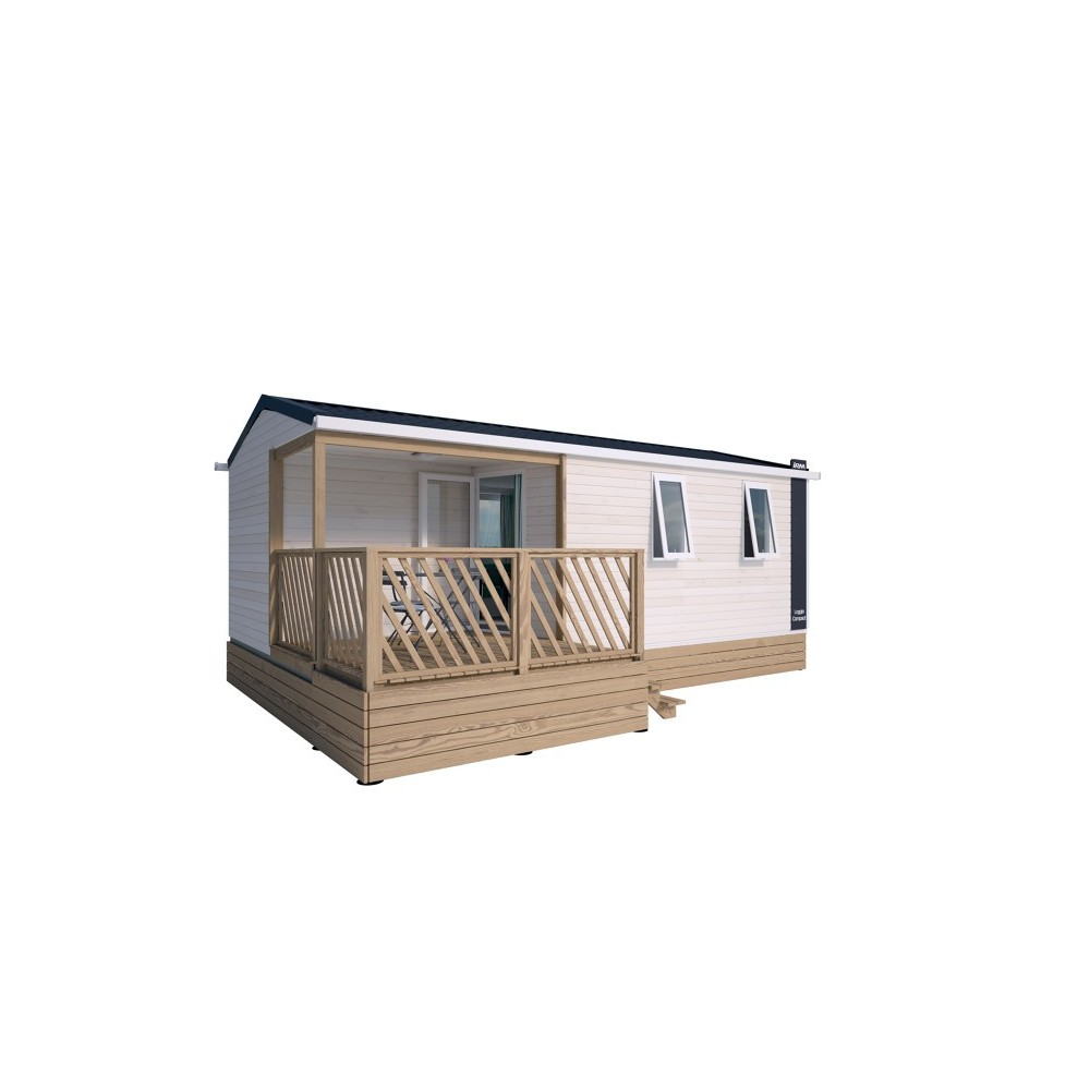 Mobil Home IRM Loggia Compact 2 chambres - 2019